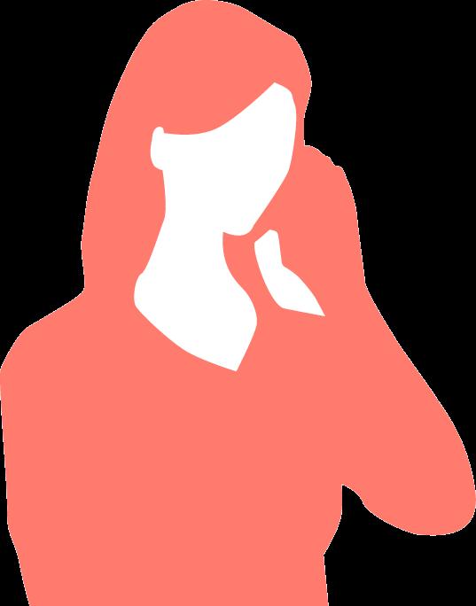 人のイラスト